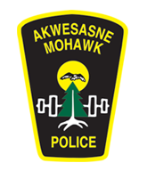 Akwesasne Police badge