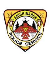 Anishinabek Police badge