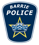 Barrie Police Badge