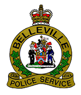 Belleville Police badge