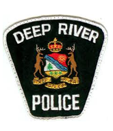 Deep River Police Badge