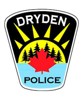 Dryden Police Badge