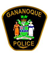 Gananoque Police Badge