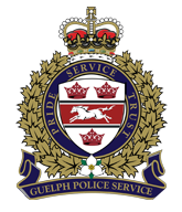 Guelph Police Badge