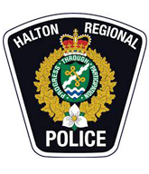 Halton Police Badge