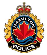 Hamilton Police Badge