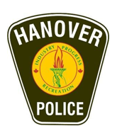 Hanover Police Badge