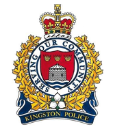 Kingston Police Badge