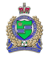 Niagara Police Badge