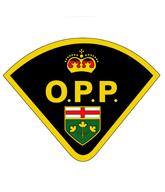 Ontario Provincial Police Badge