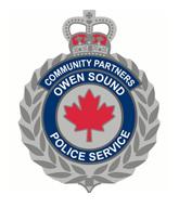 Owen Sound Police Badge