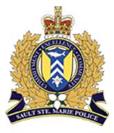 Sault Ste. Marie Police Badge