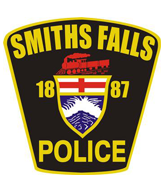 Smith Falls Police Badge