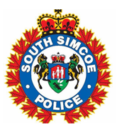 South Simco Police Badge