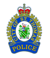 St. Thomas Police Badge
