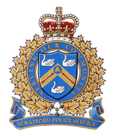 Stratford Police Badge