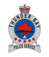 Thunder Bay Police Badge