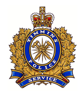 Timmins Police Badge