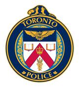 Toronto Police Badge