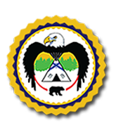 Treaty Three Police Badge