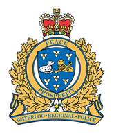Waterloo Regional Police Badge