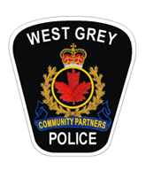 West Grey Police Badge